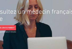 consultation sur internet avec un médecin