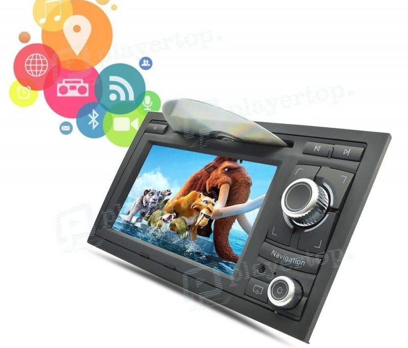autoradio dvd TV numérique