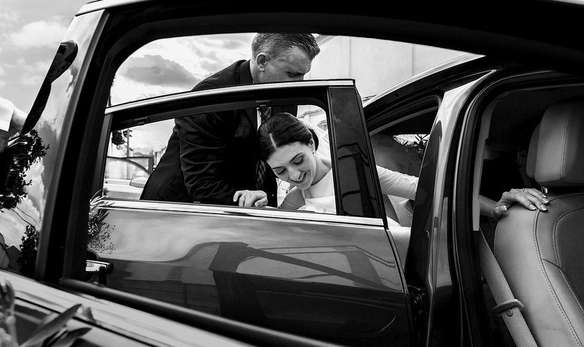 location voiture mariage à Nice