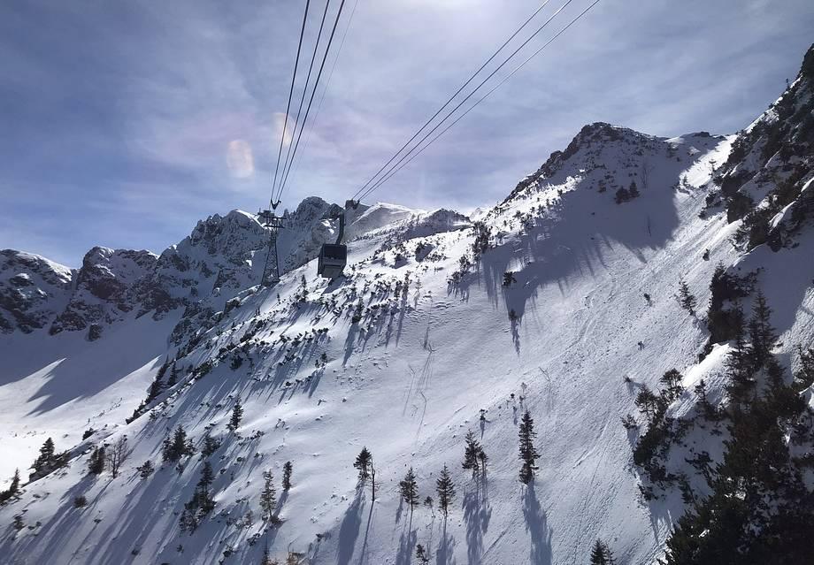 VTC megeve ski